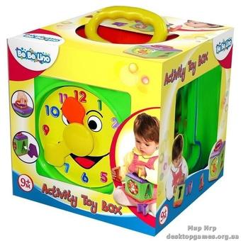 """Детская игрушка-сортер """"Кубик"""""""