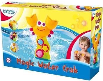 """Игрушка для игр в воде на присосках """"Водяное колесо - Краб"""""""