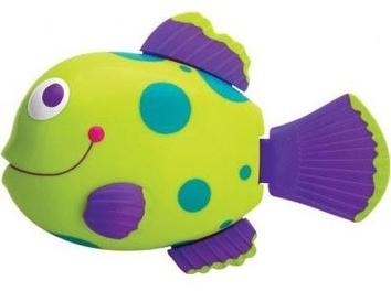 """Игрушка для игр в воде на батарейках """"Волшебная рыбка - Пятнышка"""""""