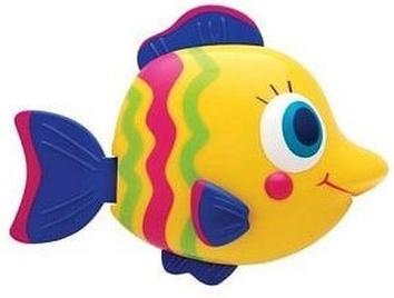 """Игрушка для игр в воде на батарейках """"Волшебная рыбка - Полоски"""""""
