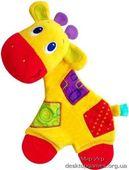 """Плюшевые игрушки-прорезыватели """"Мягкие друзья"""" Bright Starts, жираф"""