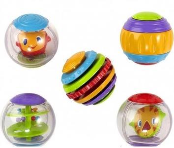 Забавные мячики «Крути-верти»