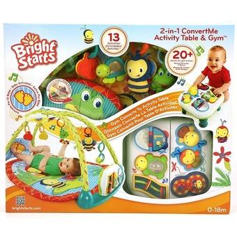 Игровой набор 2 в 1 Bright Starts