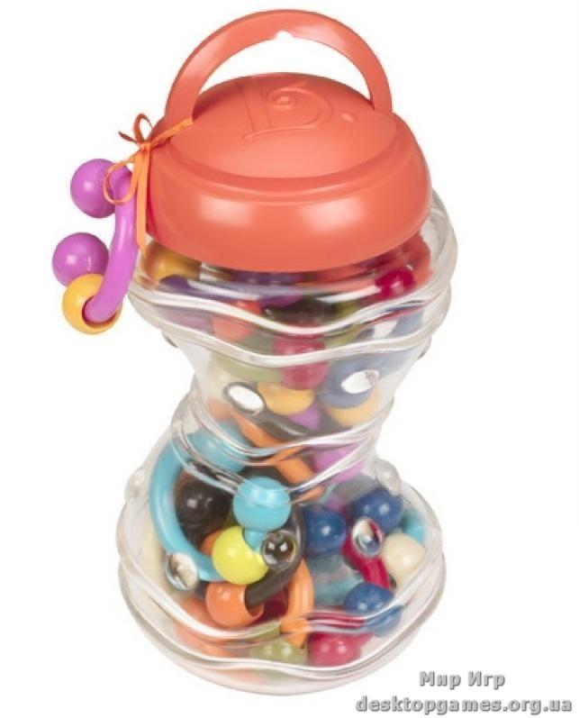 Игровой набор – Разноцветные колечки