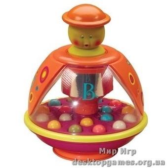 Развивающая игрушка - ЮЛА-МАНДАРИНКА