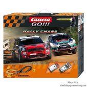 Гоночная трасса Каррера Go Rally Chase.