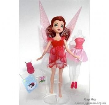 """Фея Розетта""""Пижамная вечеринка"""". Disney Fairies Jakks"""