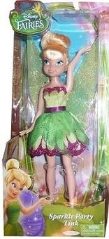 """Фея Звоночек""""Блестящая вечеринка"""". Disney Fairies Jakks."""