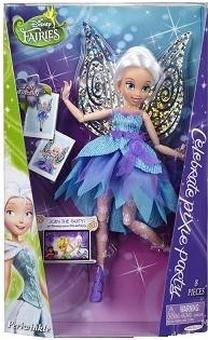 """Фея Перивинкл """"Вечеринка""""делюкс. Disney Fairies Jakks."""