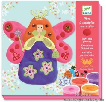"""Художественный комплект-Пластилиновая Принцесса """"Флер"""""""