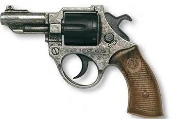"""Пистолет серии """"Полиция"""" - FBI Federal, 8-зарядный - EDISON."""