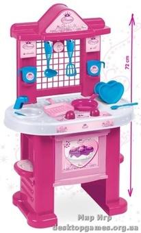 Игровой набор Кухня - Принцесса (с аксессуарами)