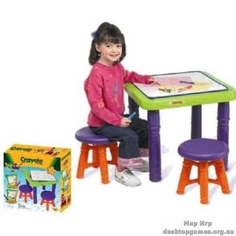 Стол с 2 стульчиками