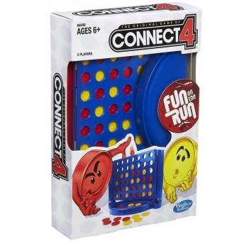 Собери 4-ку компактная Connect 4