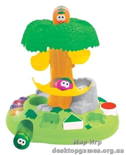 Игровой центр - музыкальное дерево
