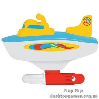 Развивающая игрушка ПОДВОДНАЯ ЛОДКА (для игры в ванной)