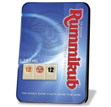 Rummikub (дорожная в металлической коробке)