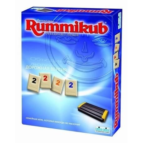 Rummikub (дорожная версия)