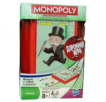 Монополия. Дорожная Игра (Русский язык)