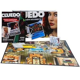 Клуедо (Cluedo) (Клуэдо, Клюедо, Клюэдо) - фото 2