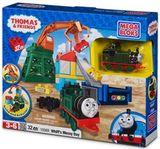 """Mega Bloks. """"Томас"""". Конструктор """"Свалка"""" 10569"""