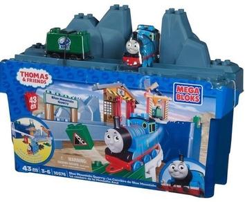 "Mega Bloks. ""Томас"".Конструктор ""Каменоломня"" 10576"