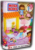 """Mega Bloks """"Дора"""". Набор """"В саду"""" 3080"""