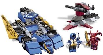 """Mega Bloks. Конструктор """"Поединок Синего самурая"""" 5827"""