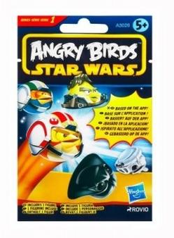 """Фигурка """"Angry Birds: Star Wars"""" в закрытой упаковке"""