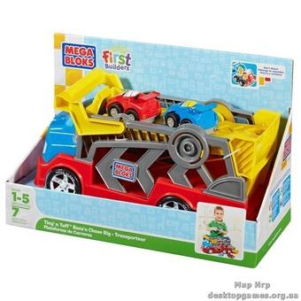 Mega Bloks Конструктор .Автомобили 80439