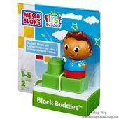 "Mega Bloks. Конструктор с фигуркой ""Футболист"" 81222"