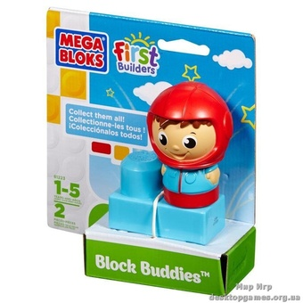 """Mega Bloks. Конструктора с фигуркой """"Пилот"""" 81223"""