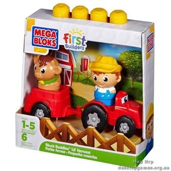 "Mega Bloks. Конструктор ""Ферма"" 81232"