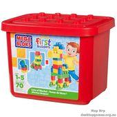 Mega Bloks. Конструктор в ведерке 8494