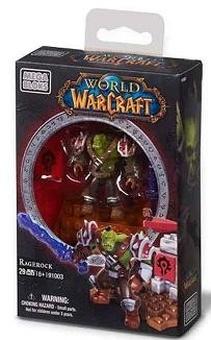 """Серия """"Вселенная Warcraft-Орда"""". Набор """"Орк-воин"""""""