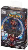"""Mega Bloks .""""Вселенная Warcraft-Альянс"""". Набор """"Гном-варлок"""""""