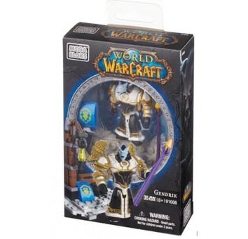 """Mega Bloks """"Вселенная Warcraft-Альянс"""". Набор """"Жрец Воргенов"""" 91006"""