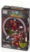 """Mega Bloks. """"Вселенная Warcraft-Орда"""". Набор """"Охотник-панда"""" 91050"""
