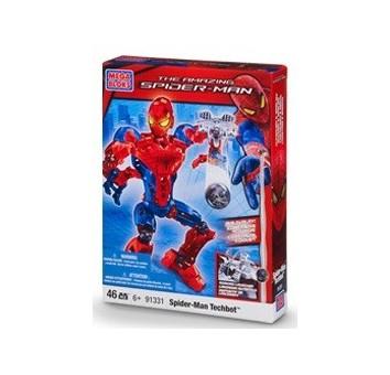 """Mega Bloks.""""Спайдермен"""". """"Красный Спайдермен-Робот"""" 91331"""