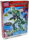 "Mega Bloks. ""Спайдермен"". ""Лизард-Робот"" 91332"