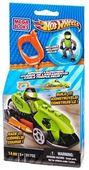 """Mega Bloks. Конструктор с мех.ускорителем """"Зеленый гоночный автомобиль"""" 91702"""