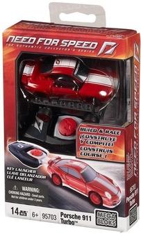 "Mega Bloks. Автомобиль ""Porsche Turbo"", 95703"