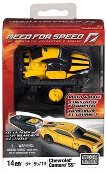 "Mega Bloks. Автомобиль ""Chevrolet Camaro SS"" 95719"