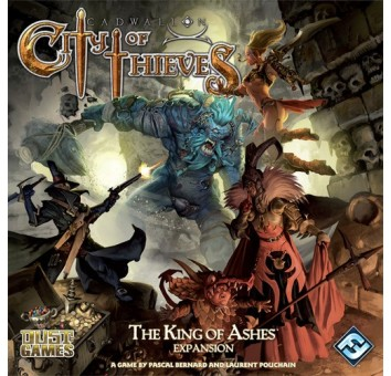 City of Thieves: The King of Ashes