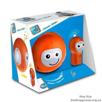 "Детская игрушка р/у ""Нано-шар"" (звук)."