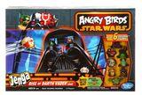 Angry Birds Star Wars Jenga Дарт Вейдер
