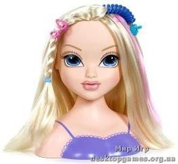 "Кукла-манекен Moxie серии ""Модный парикмахер"" - Эйвери"
