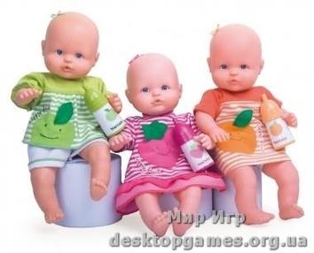 """Мягкая кукла Ненуко """"Девочка/Мальчик"""", 3 вида."""