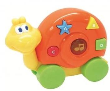 """Музыкальная игрушка """"Дружные животные"""""""