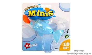 Игрушка для ванной комнаты «Морские путешественники», Дельфин плавающий